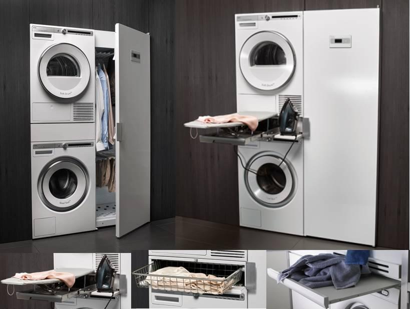 Lavanderia Asko Lavare E Asciugare Con Alta Tecnologia Svedese