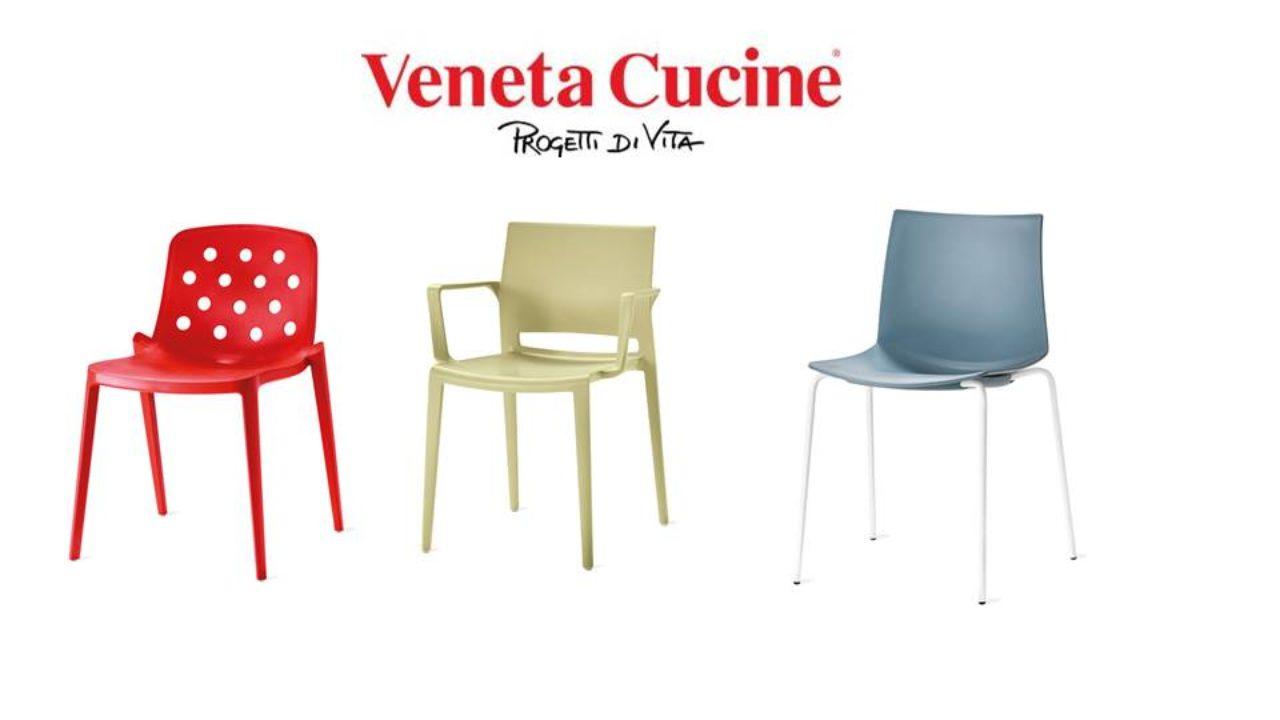 Sedie Veneta Cucine tutti i modelli della linea addmore