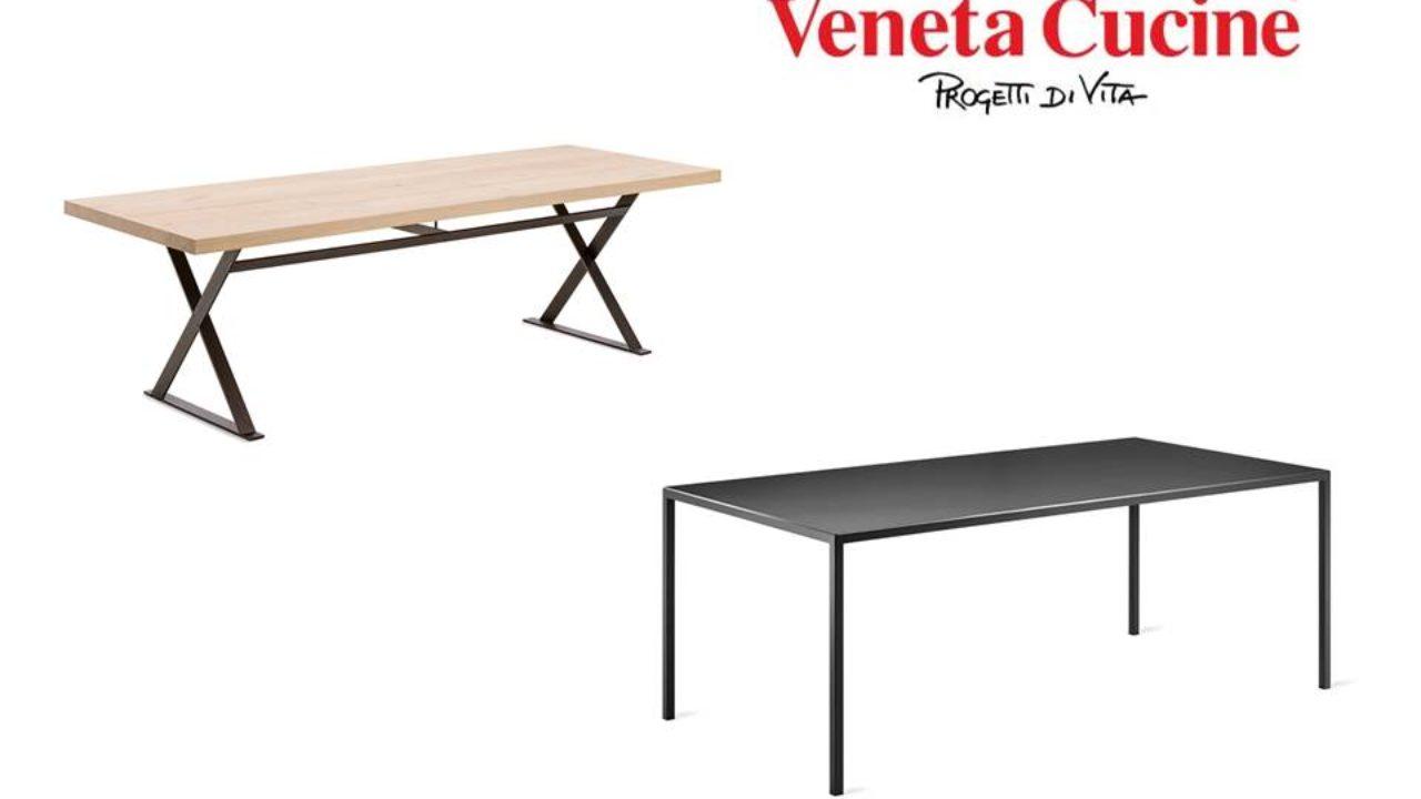 Tavoli Veneta Cucine acquistali da Domus arredi Lissone
