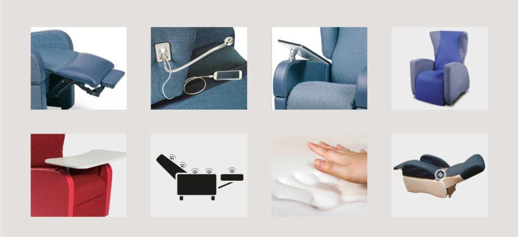 accessori relax poltrona