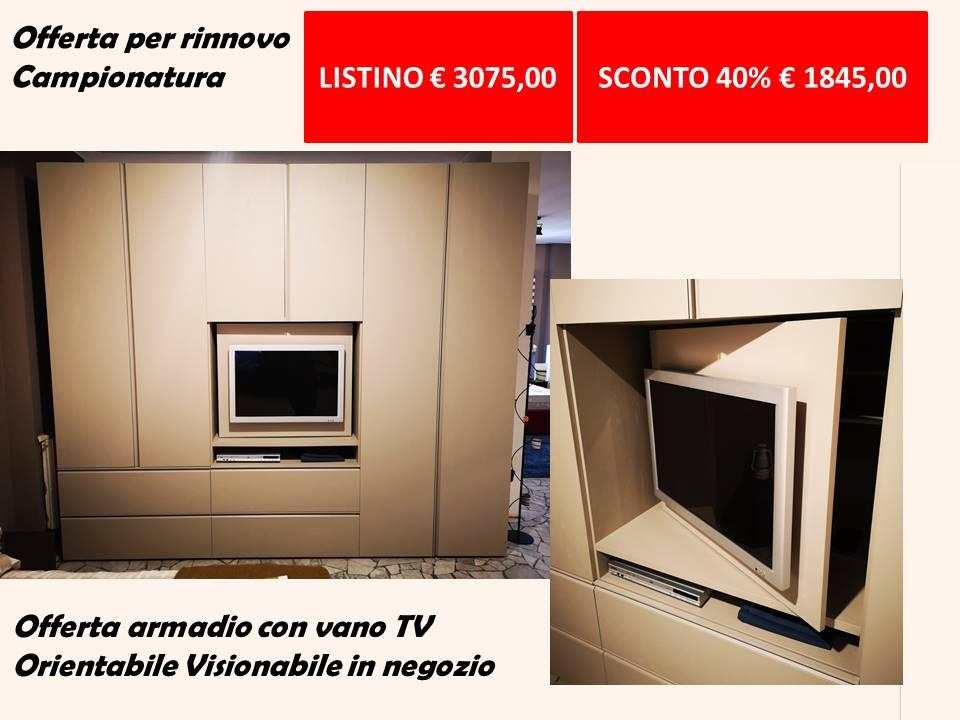 Armadio Guardaroba Offerte Milano.Outlet Domus Arredi I Mobili In Offerta Per Rinnovo Esposizione