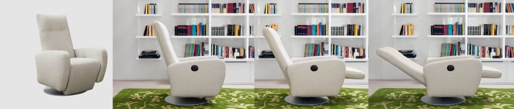 poltrona relax reclinabile bliss